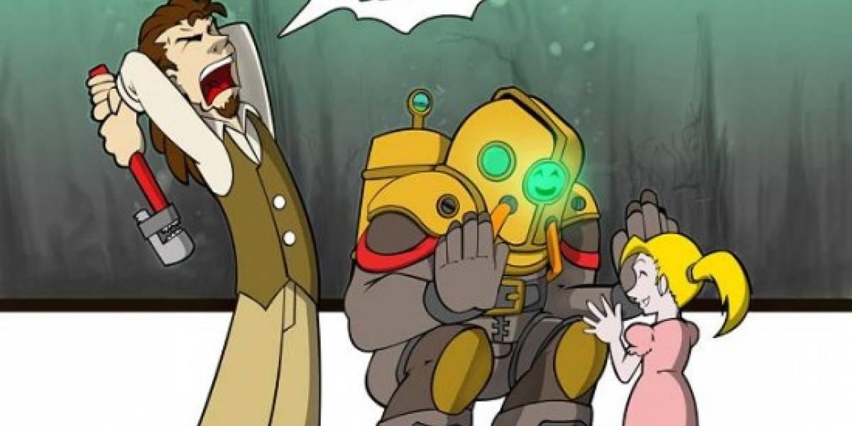No habrá soporte LAN ni servidores dedicados para Bioshock 2