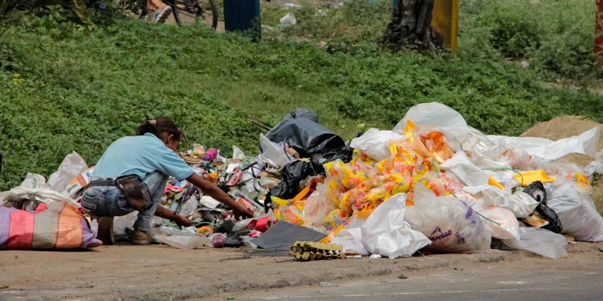 Se agrava la crisis de basura en Bogotá y Peñalosa promete solución en 3 días