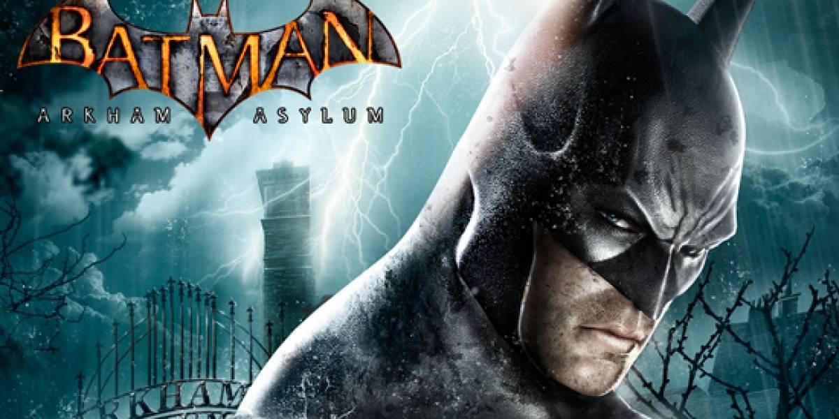 Batman: Arkham Asylum recibirá contenido descargable gratuito en nueve días