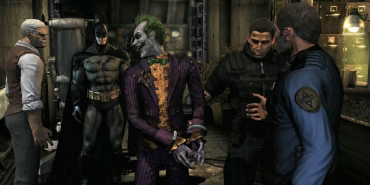 Batman: Arkham Asylum recibirá mañana nuevo contenido descargable gratuito [Actualizado]