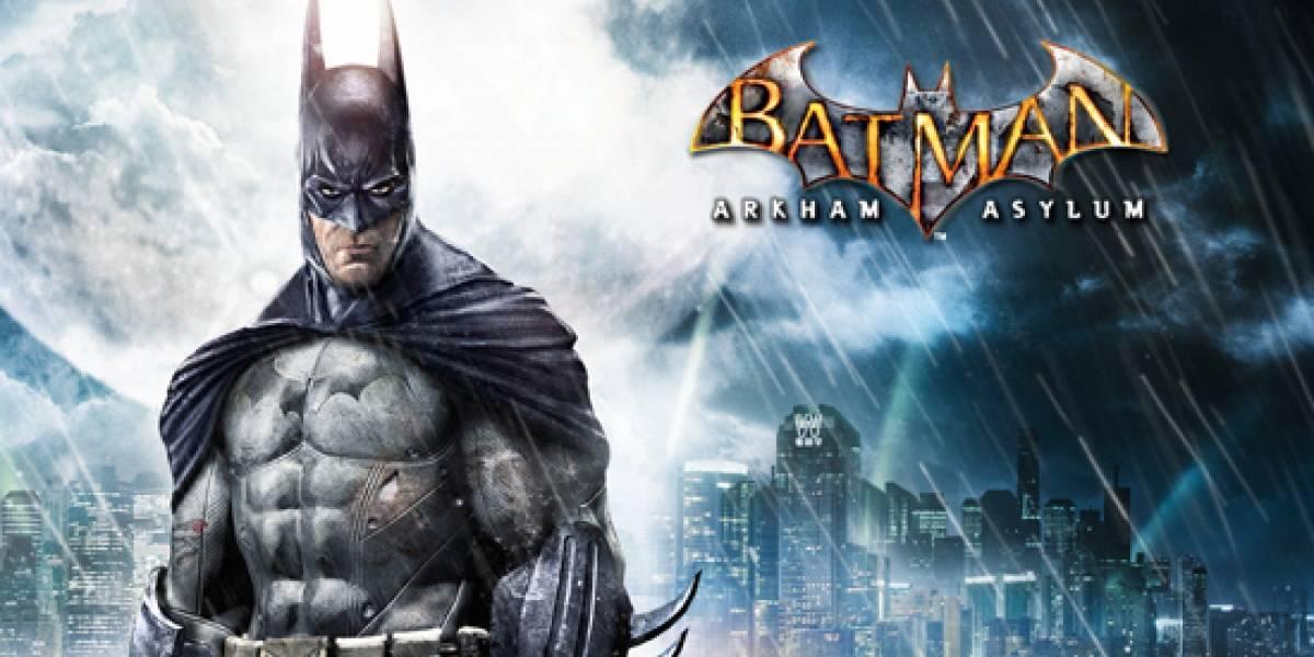 Batman: Arkham Asylum recibe Récord Guinness