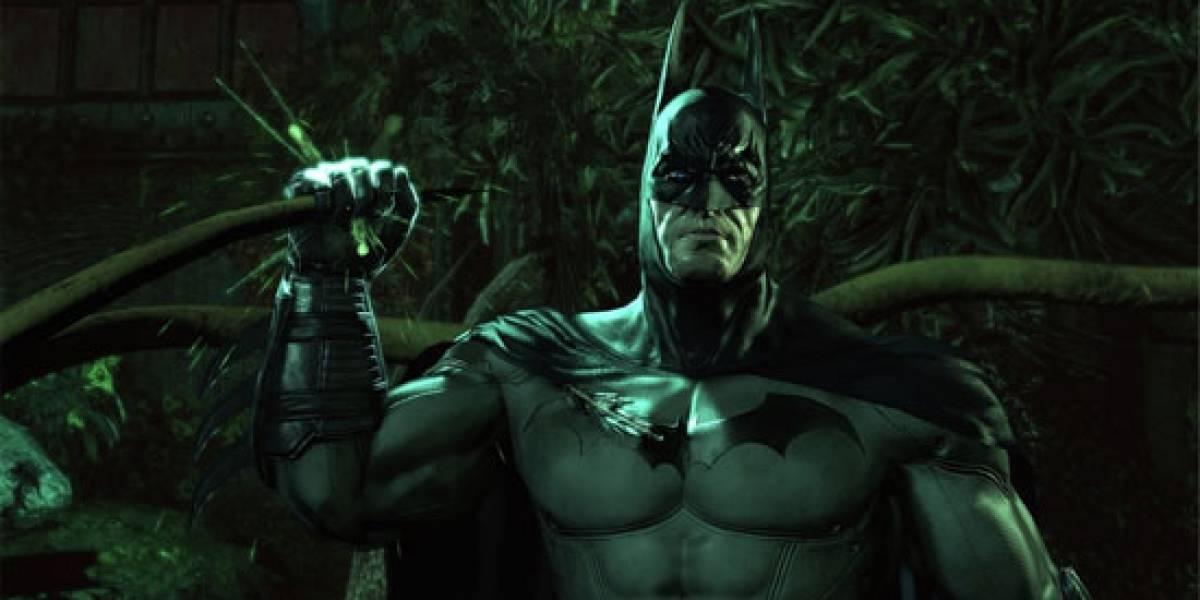 Bug intencional en Batman: Arkham Asylum para meterle el pie a los piratas