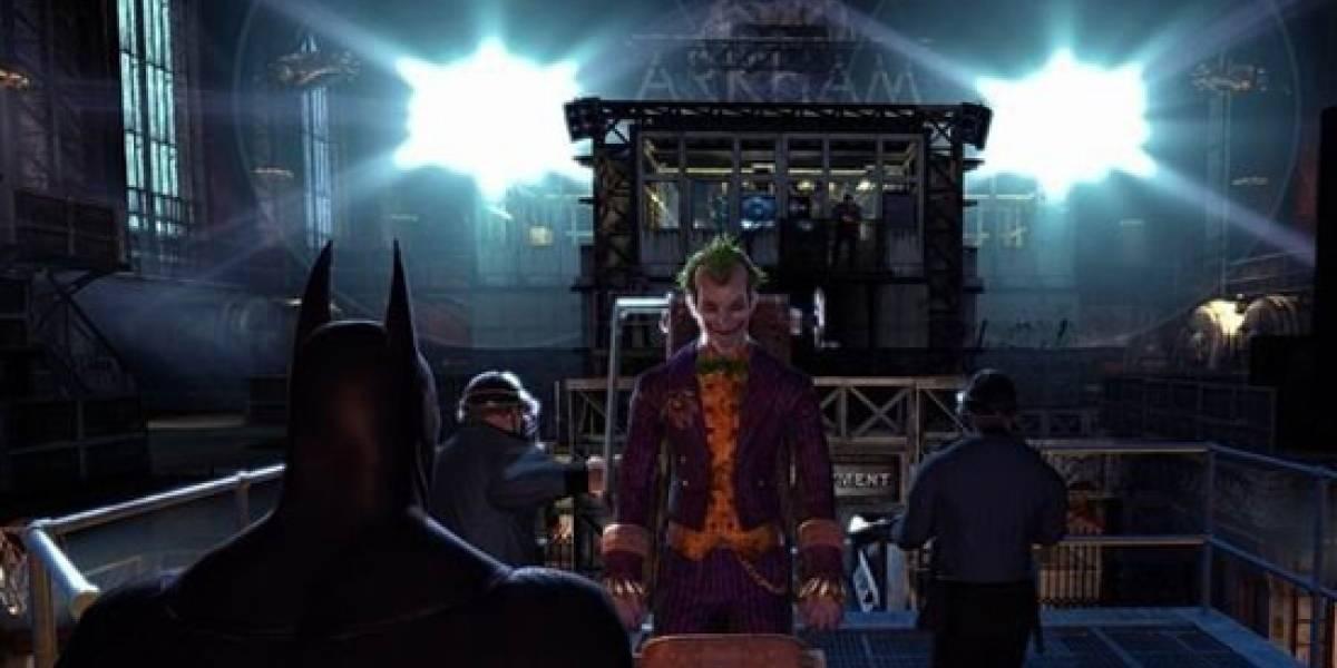 Detalles del DLC gratuito para Batman: Arkham Asylum