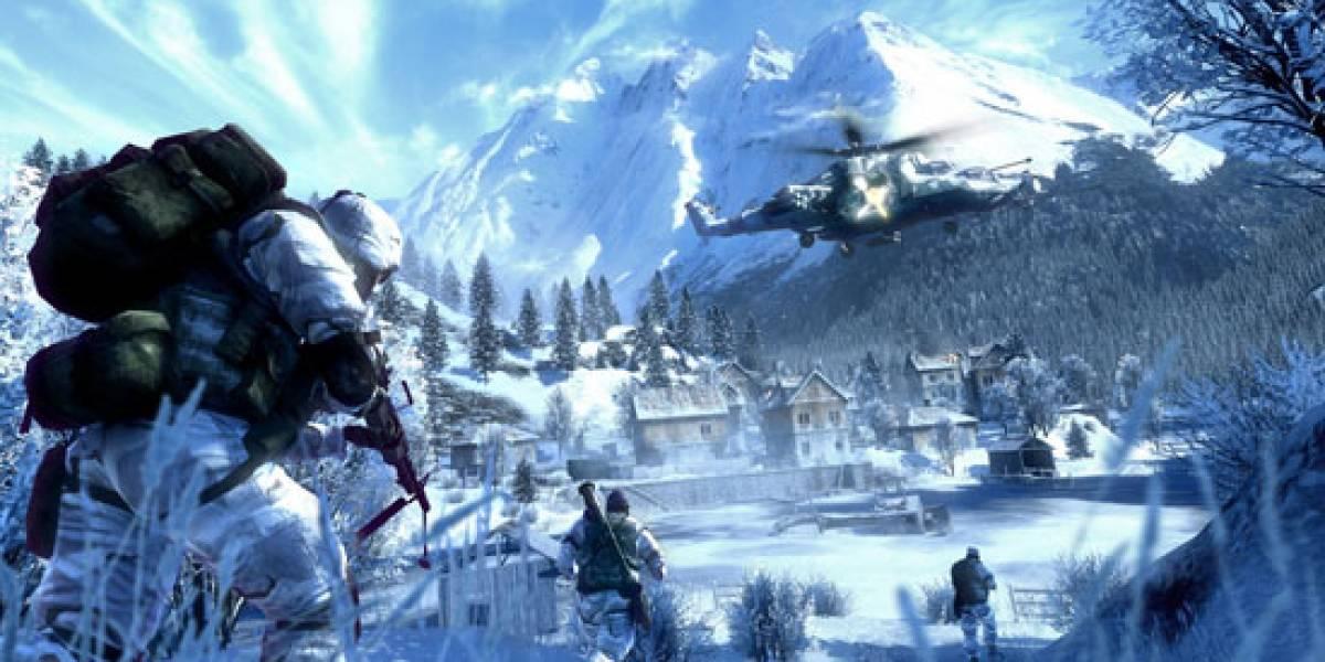 Battlefield: Bad Company 2 va por los que boicoteen a Modern Warfare 2