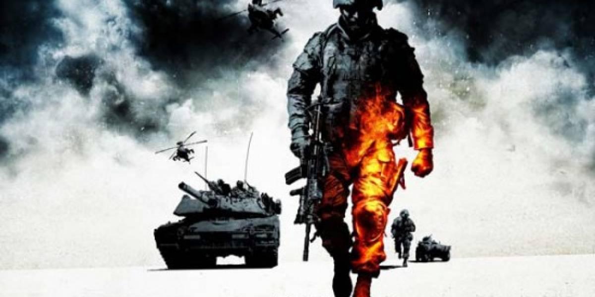 Battlefield: Bad Company 2 recibirá modo cooperativo para cuatro jugadores