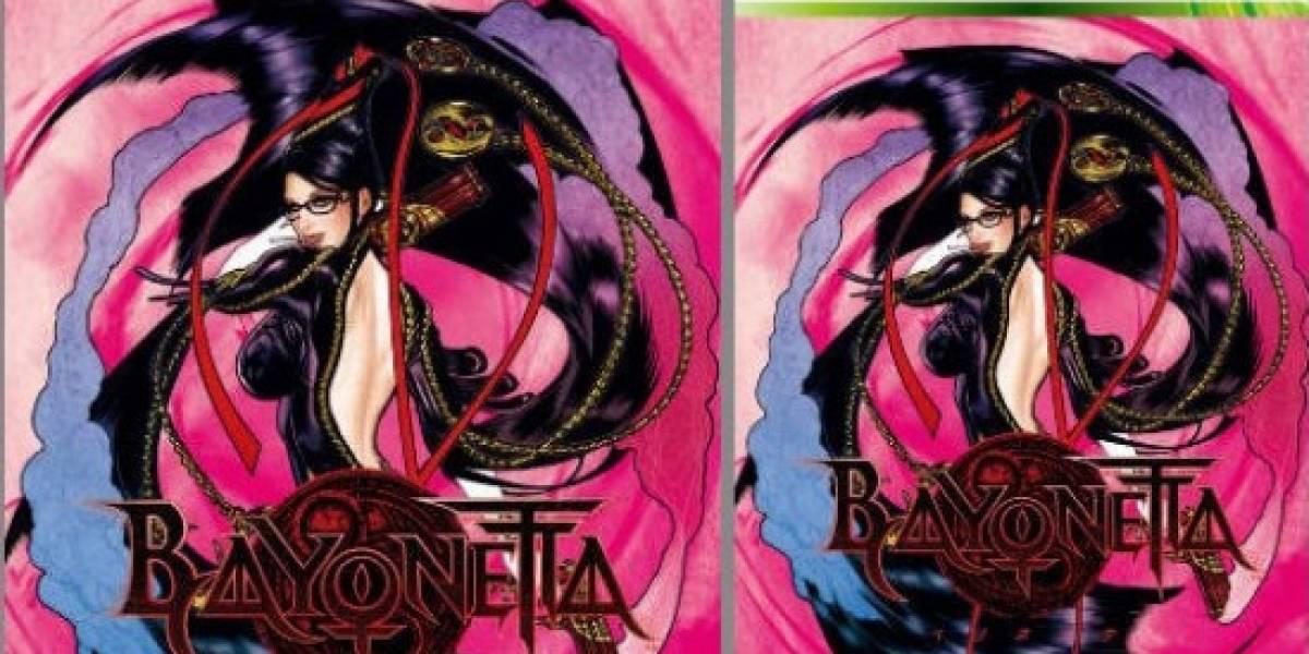 La noticia de Bayonetta es....