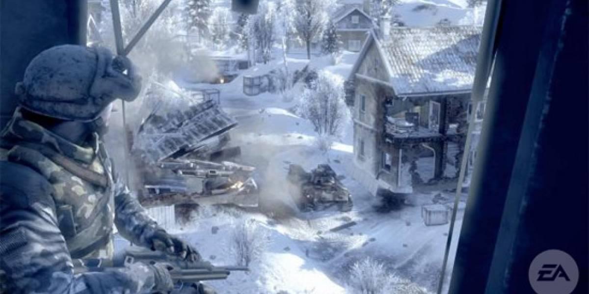 DICE reitera que Battlefield: Bad Company 2 tendrá servidores dedicados