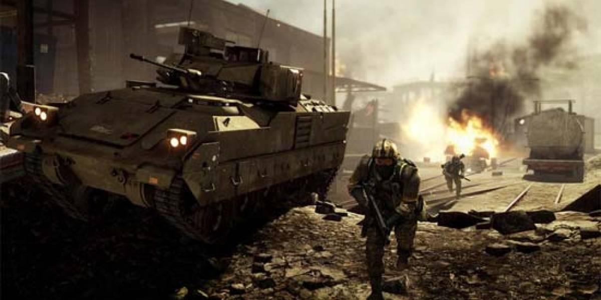 Fecha y detalles de la beta de Battlefield: Bad Company 2 en PC