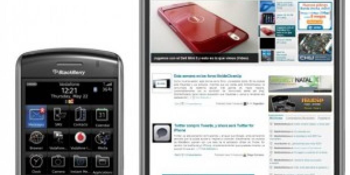 Futurología: Tablet de RIM será lanzado en noviembre
