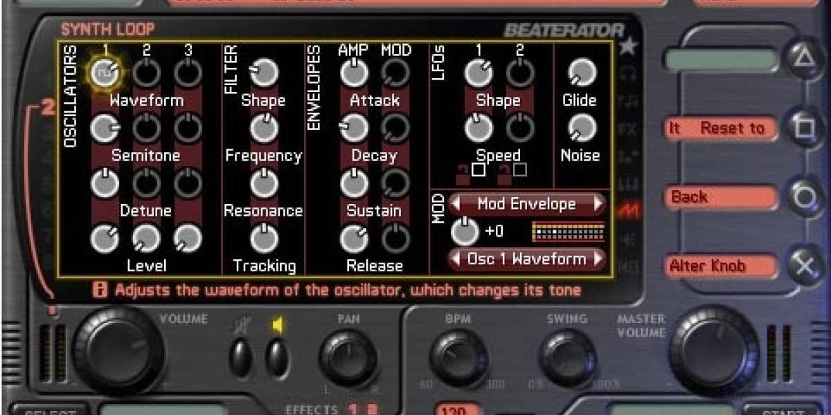 Dentro de Beaterator: El nuevo proyecto de Rockstar y Timbaland
