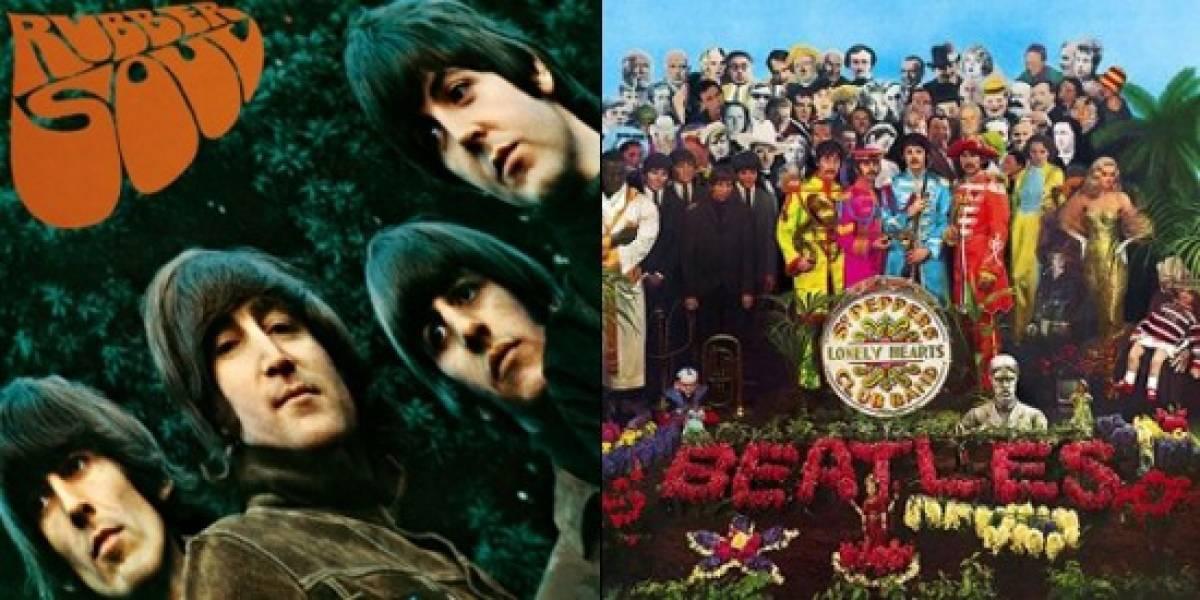 Sgt. Pepper y Rubber Soul como DLC en The Beatles: Rock Band