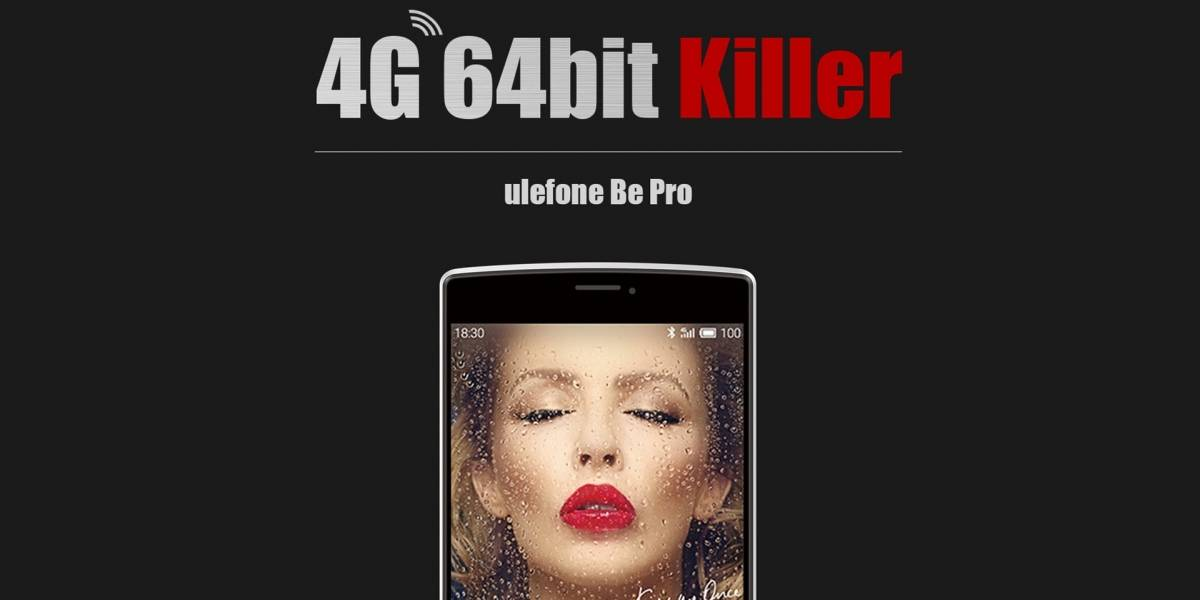 Ulefone Be Pro: un Smartphone simplemente, conveniente