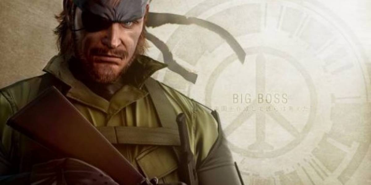 Metal Gear Solid: Peace Walker es víctima de la censura en Japón