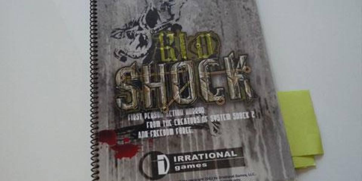 Y así trataron de vender la idea de Bioshock a los publishers