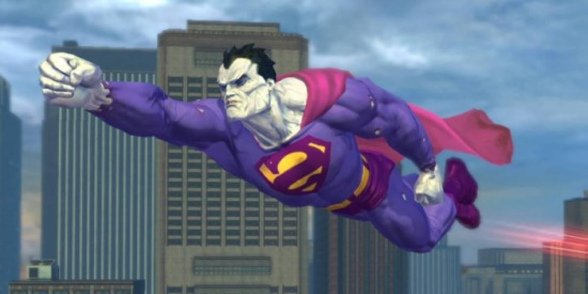 DC Universe Online llegará en Noviembre