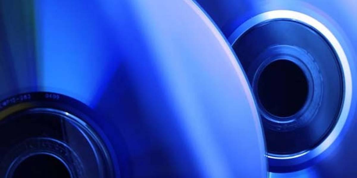 Se incrementa la capacidad del formato Blu-ray