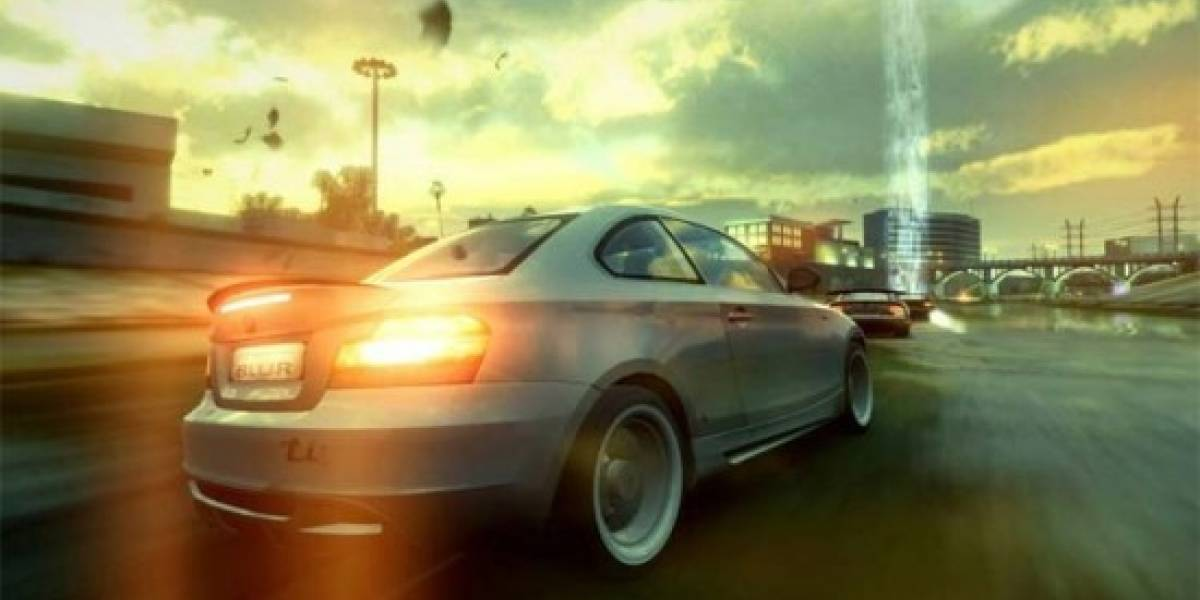 La beta de Blur se abrirá a todos los usuarios de Xbox 360, y aún nada para PS3