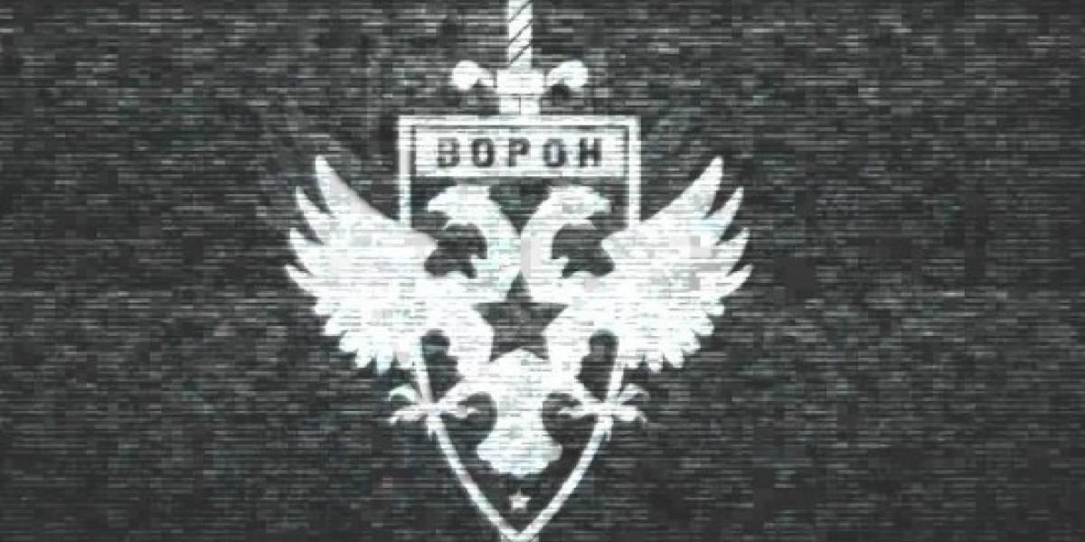 Rusos se toman el sitio web de Splinter Cell