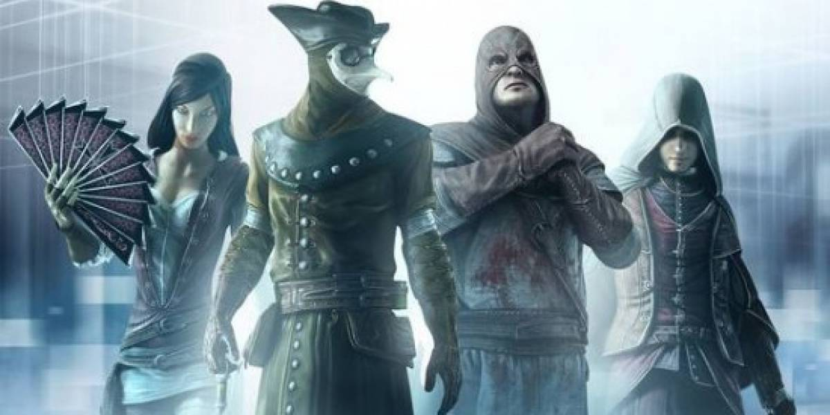 Ezio en paracaídas y otras novedades de AC:B [gamescom 2010]
