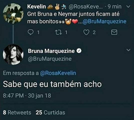 Twitter Bruna Marquezine