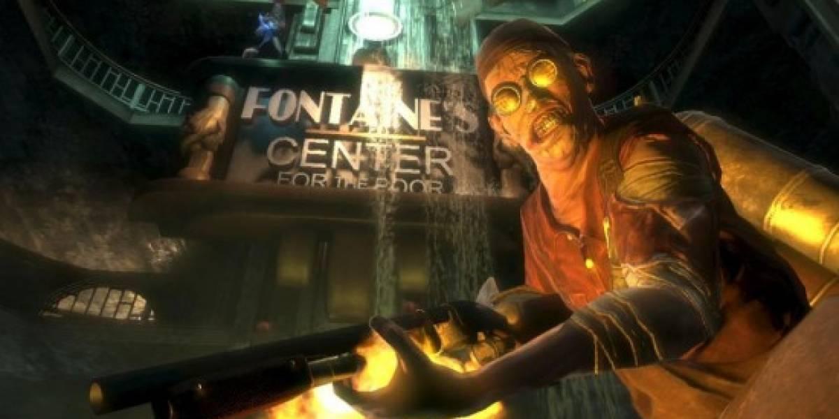 BioShock 2 ya tiene fecha de salida