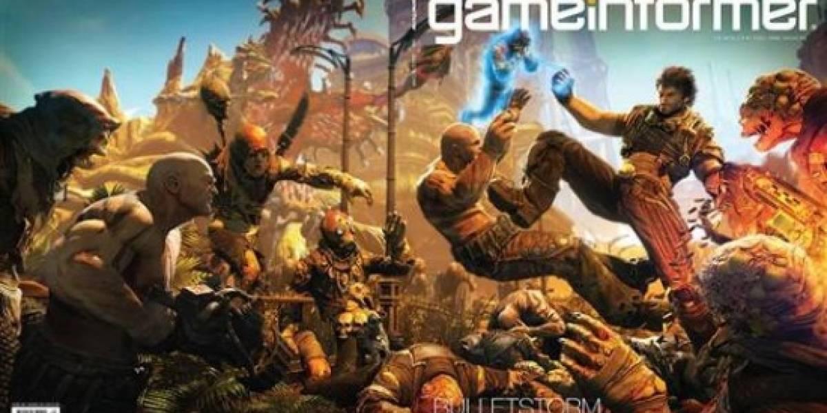 Epic Games anuncia oficialmente Bulletstorm
