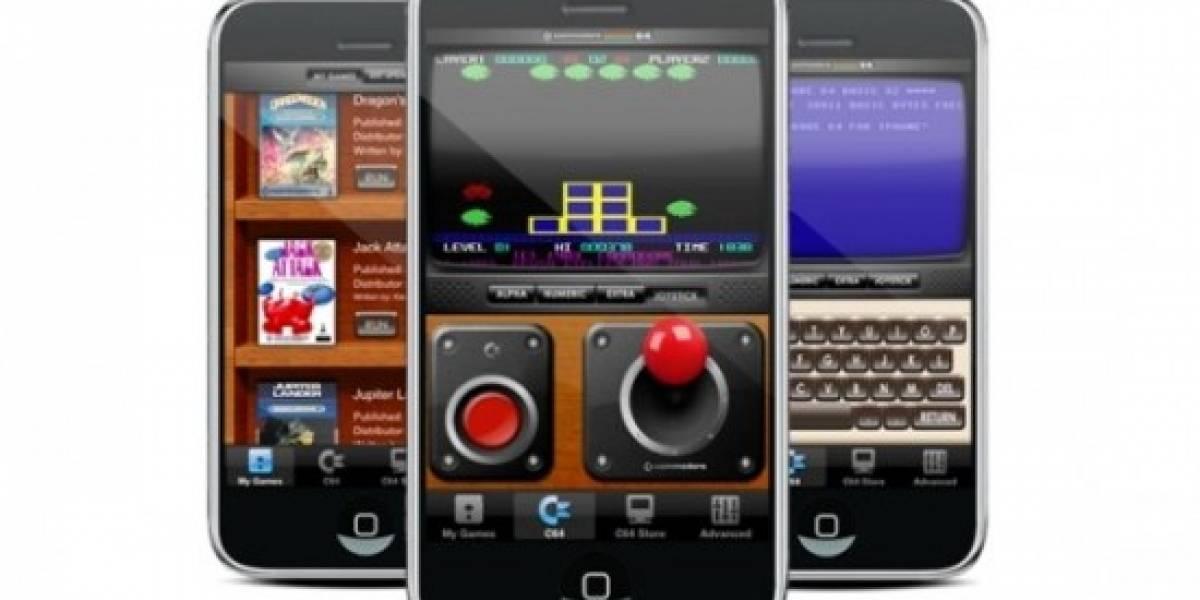 C64 para iPhone vino y se fue