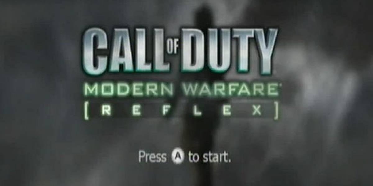 Modern Warfare para Wii ya se filtró, y no se ve para nada mal