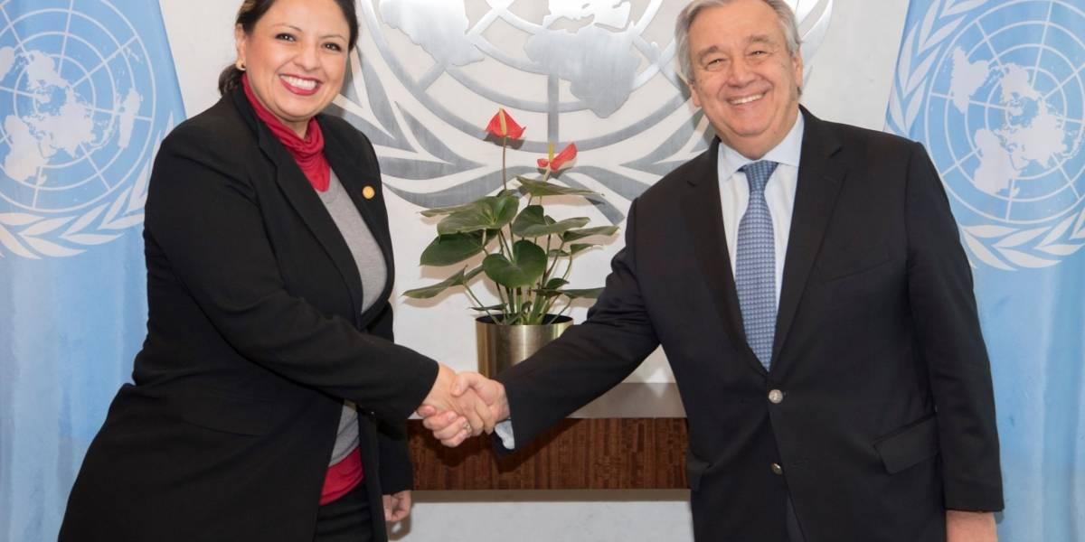 Canciller explica cuáles son las preocupaciones que Guatemala tiene sobre CICIG