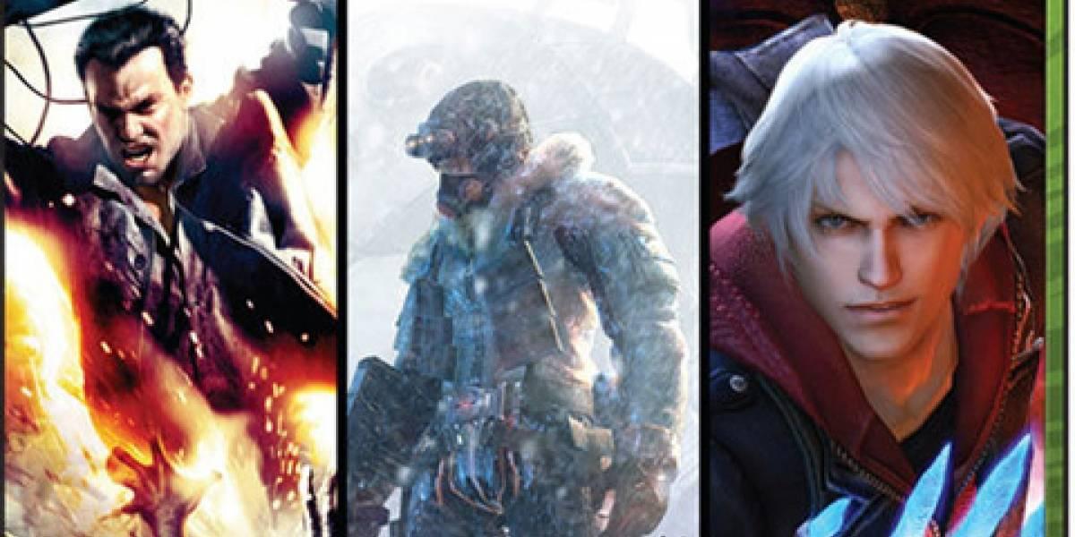 Tres juegos de Capcom en una sola caja de la línea Platinum Hits