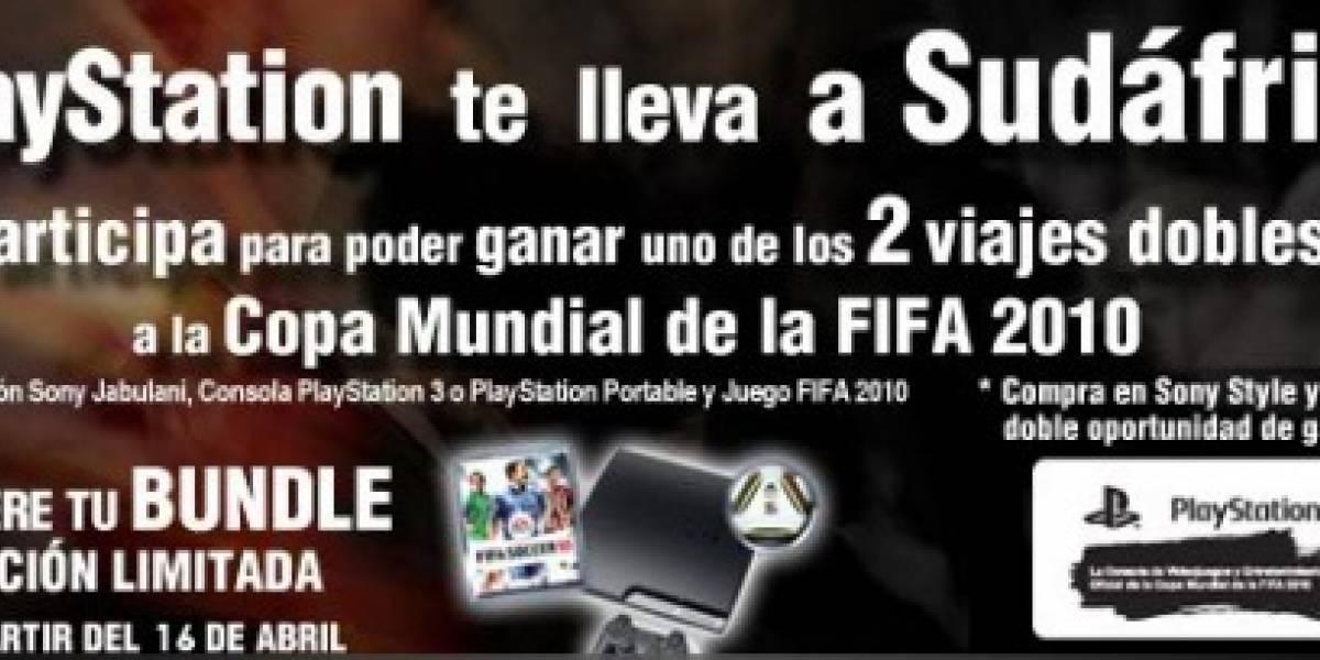 PlayStation te lleva a la Copa Mundial