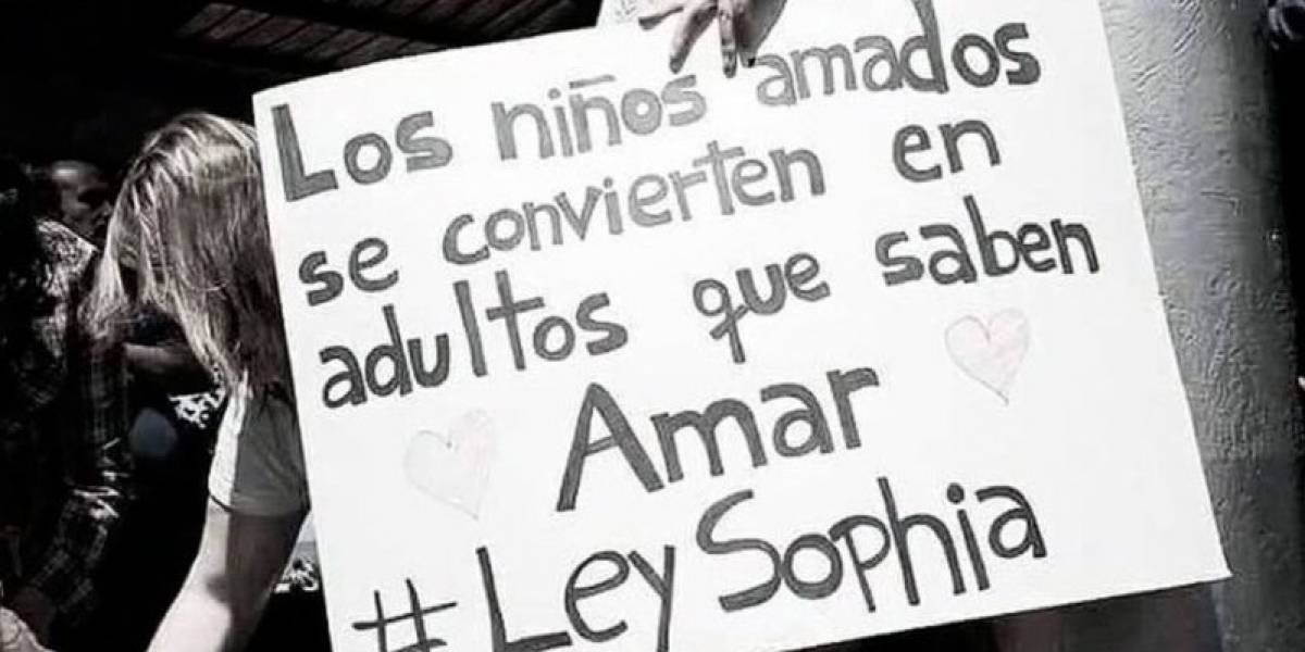 El caso remeció a todos: impacto mundial por brutal asesinato de la pequeña Sophia