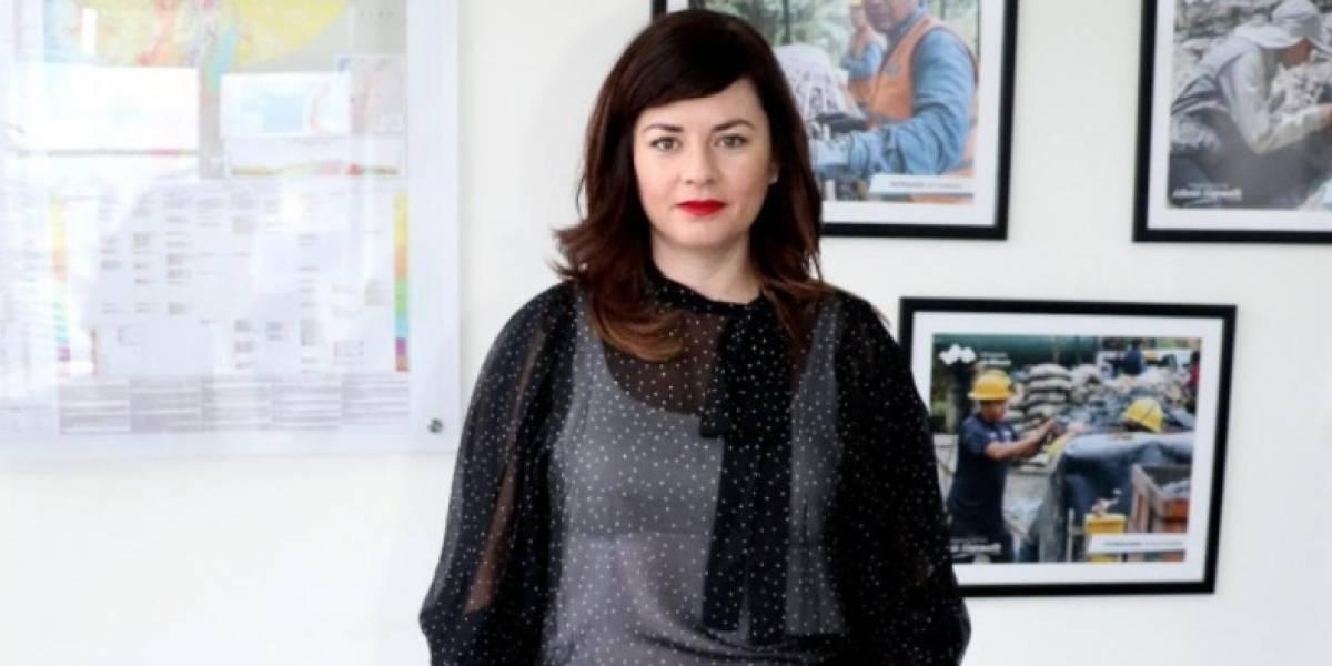 Lenín Moreno encarga a Rebeca Illescas en el Ministerio de Minería