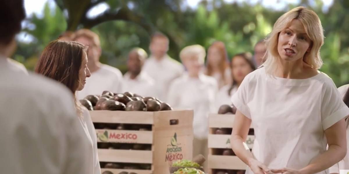 VIDEO: El comercial del aguacate que transmitirán en el Super Bowl