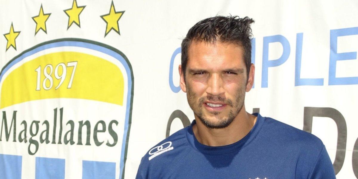 Mark González, nuevo refuerzo de Magallanes