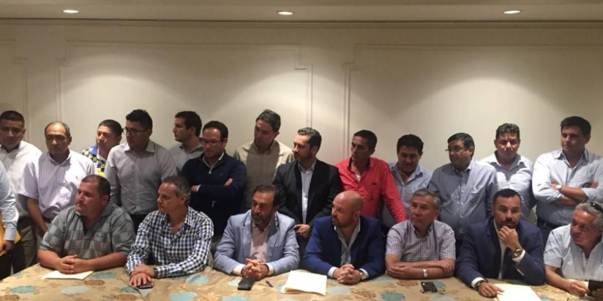 Clubes ecuatorianos suspenden arranque del campeonato
