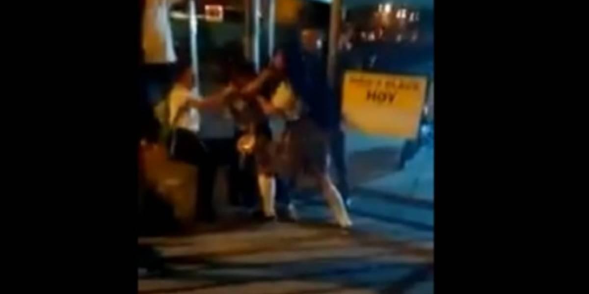 Revelan audio de estudiante que atacó a compañera contando qué fue lo que sucedió