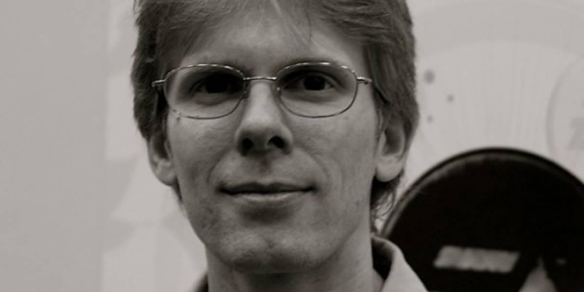 Carmack dice que no planean una nueva IP en al menos una década [QuakeCon 2010]