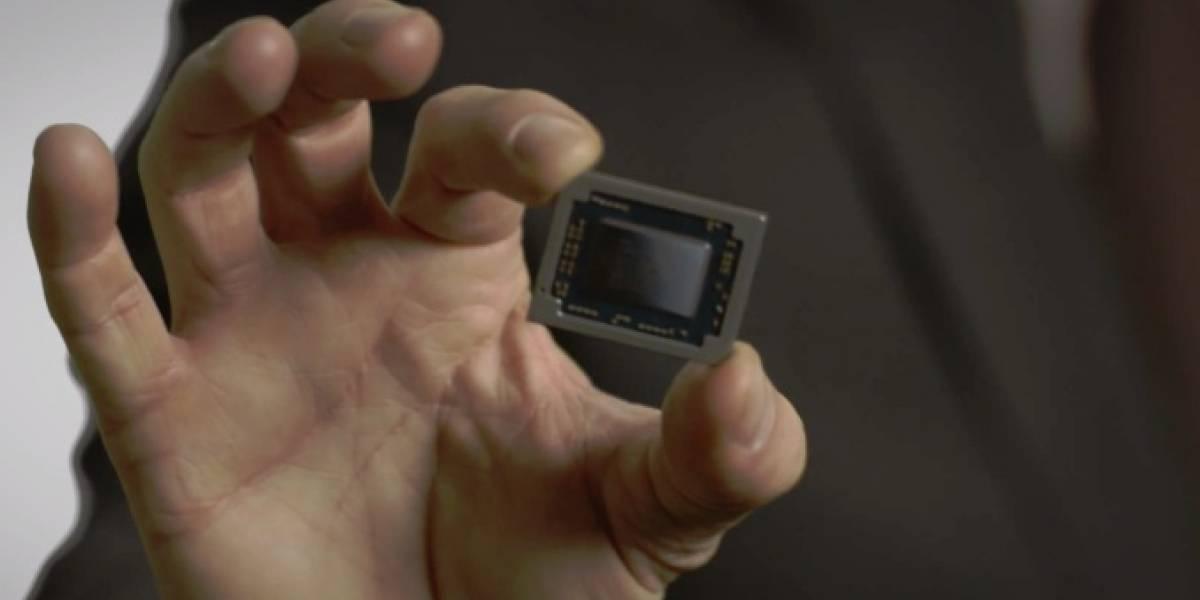 "AMD alista sus APU A-8000 Series ""Godavari-DT"""