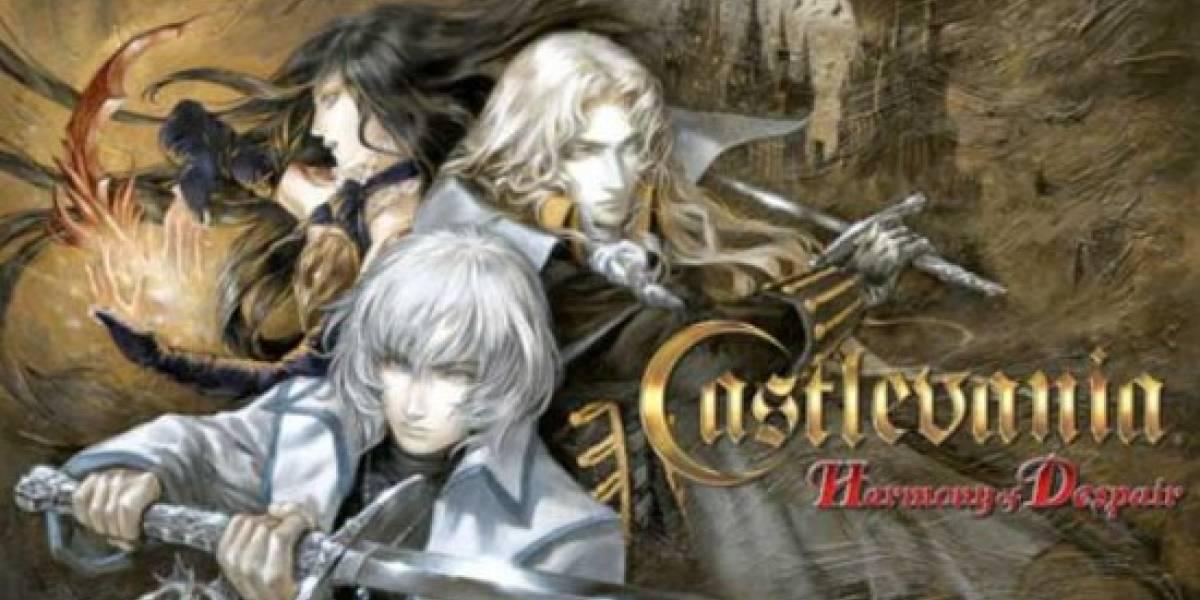 Konami confirma CastleVania: Harmony of Despair para XBLA [E3 2010]