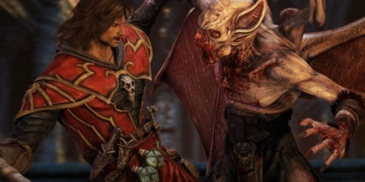Castlevania: Lord of Shadows necesitará dos discos en Xbox 360