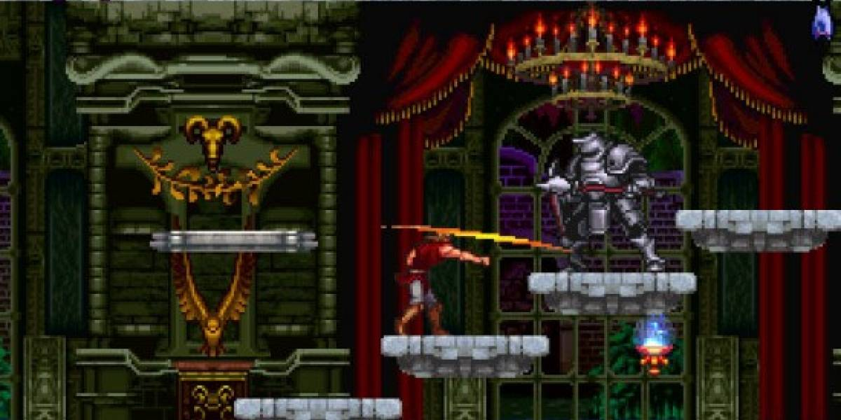 Castlevania: The Adventure ReBirth disponible en WiiWare