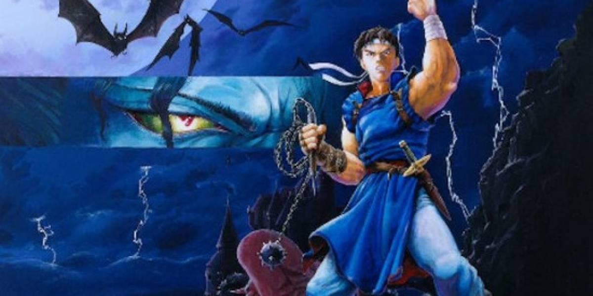 Castlevania: Rondo of Blood revelado para Wii por el ESRB