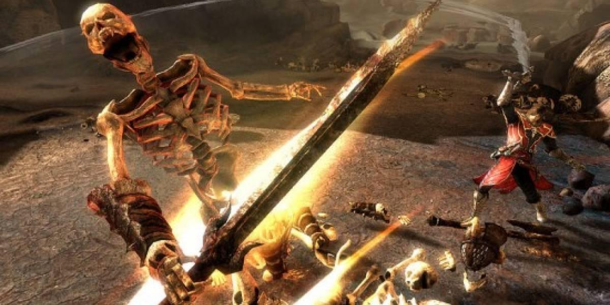 Castlevania: Lords of Shadow llega a América el 5 de Octubre