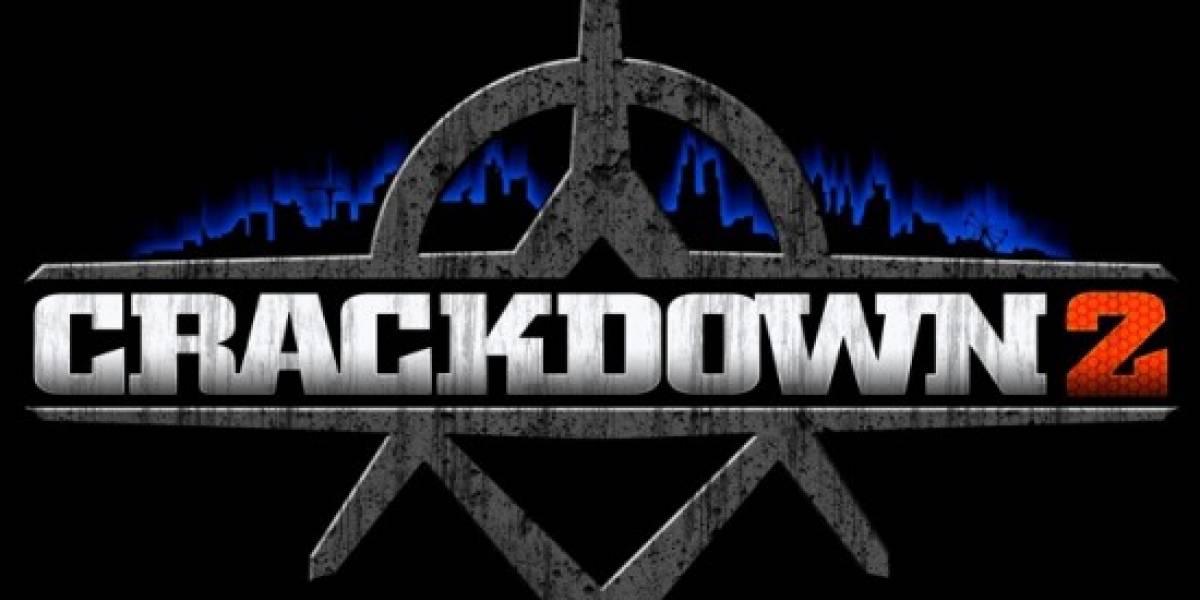 El demo de Crackdown 2 es el tercero mejor calificado en XBL
