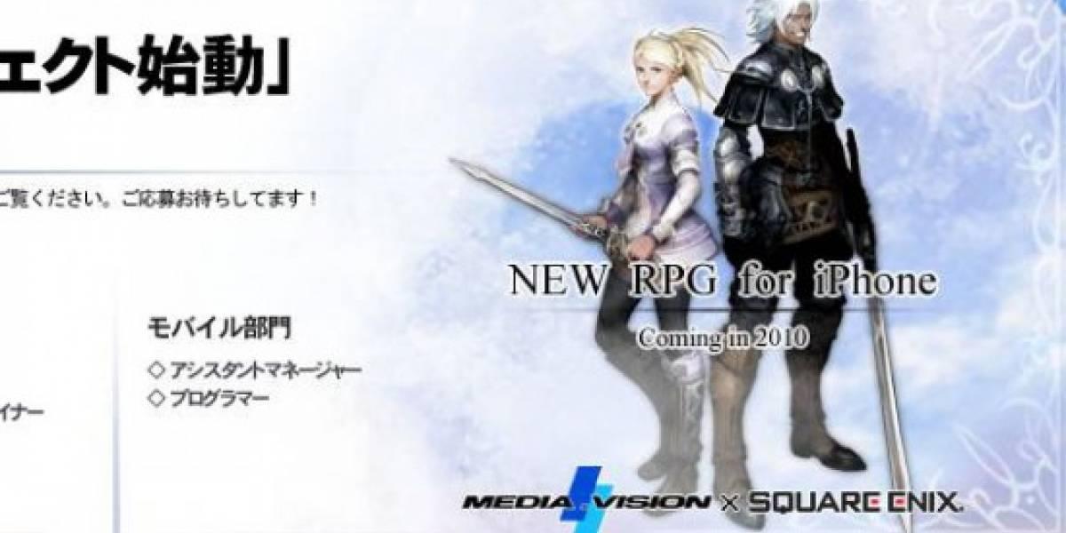 Square Enix anuncia Chaos Rings para iPhone