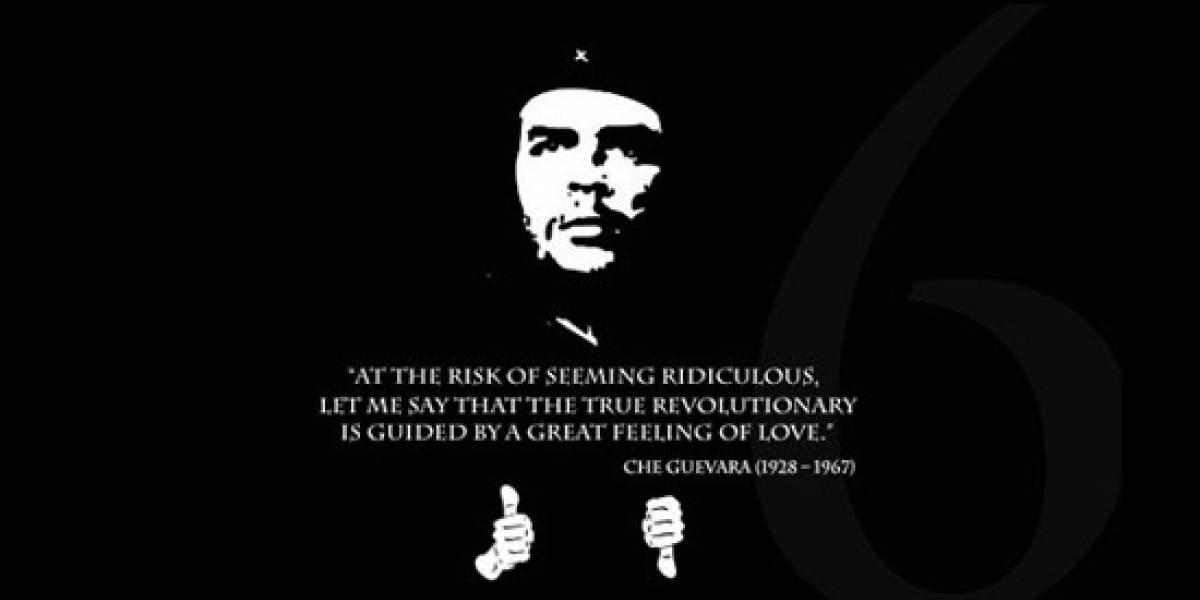¿Qué tiene que ver el Che Guevara con Peter Molyneux?