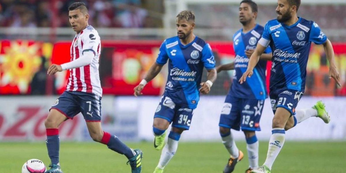 Chivas visita al Puebla en busca de volver al triunfo