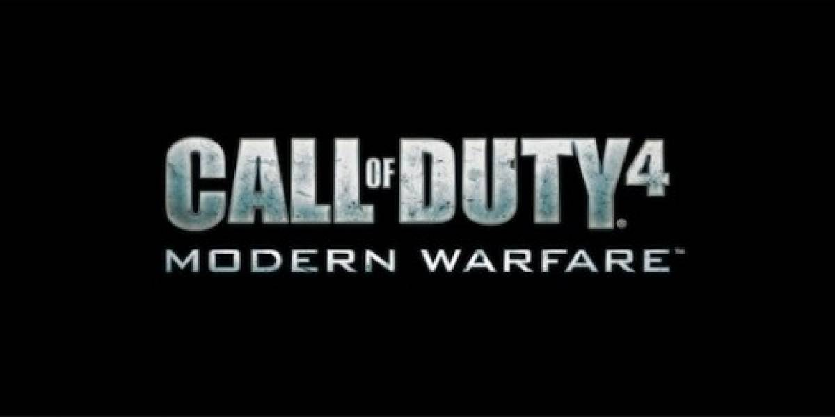 Se confirma Call of Duty: Modern Warfare para Wii
