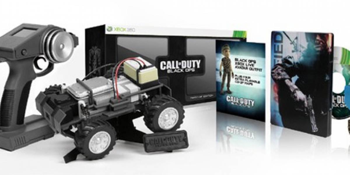 Las ediciones Hardened y Prestige de Call of Duty: Black Ops